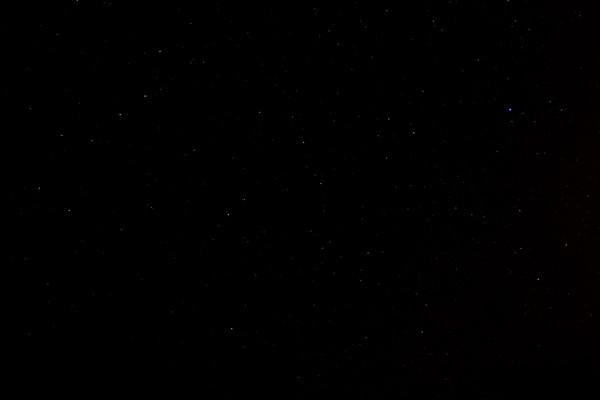 星を撮りたい