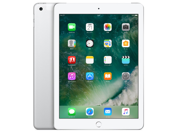 iPad Wi-Fi+Cellular 128GB 2017年春モデル docomo