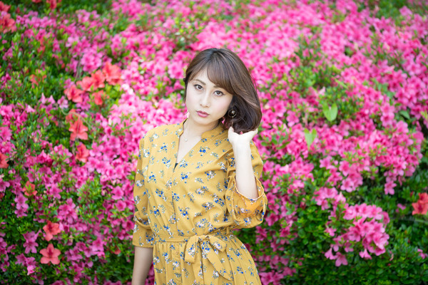 EOS-1DX MarkⅡ+EF135mm F2L USM ポートレート