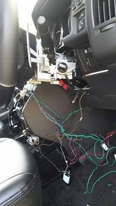 エンジンスターターVE-BS1の配線が失敗してまして・・・